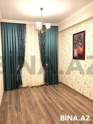 3 otaqlı yeni tikili - 20 Yanvar m. - 107.3 m² (1)