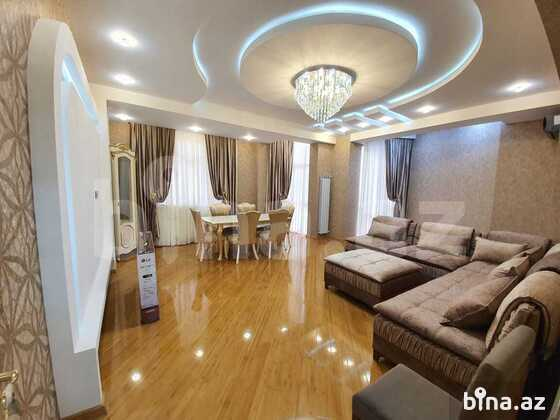 2 otaqlı yeni tikili - Nəriman Nərimanov m. - 98 m² (1)