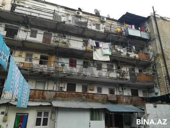 2 otaqlı köhnə tikili - Yasamal r. - 44 m² (1)