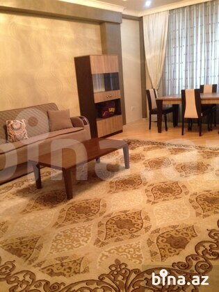 2 otaqlı yeni tikili - Şah İsmayıl Xətai m. - 110 m² (1)
