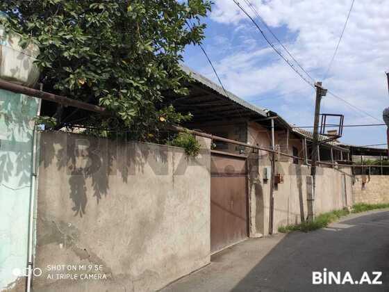3 otaqlı ev / villa - Nərimanov r. - 75 m² (1)