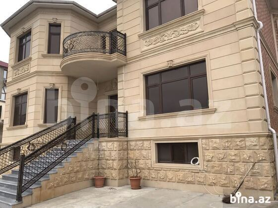 6 otaqlı ev / villa - M.Ə.Rəsulzadə q. - 372 m² (1)