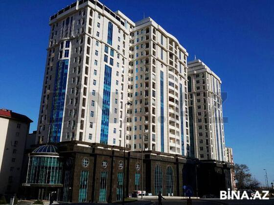 4 otaqlı yeni tikili - Nərimanov r. - 220 m² (1)