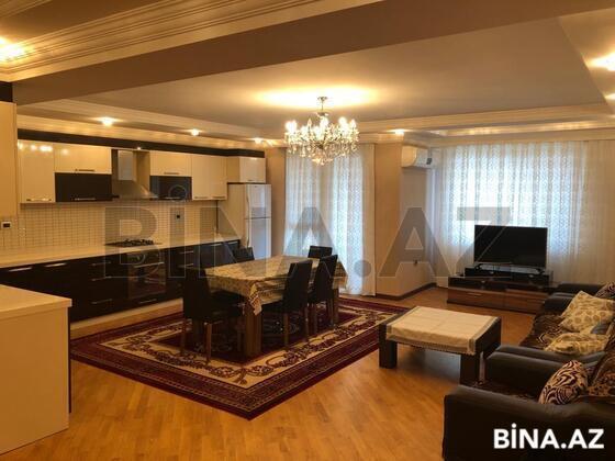 3 otaqlı yeni tikili - Nərimanov r. - 130 m² (1)