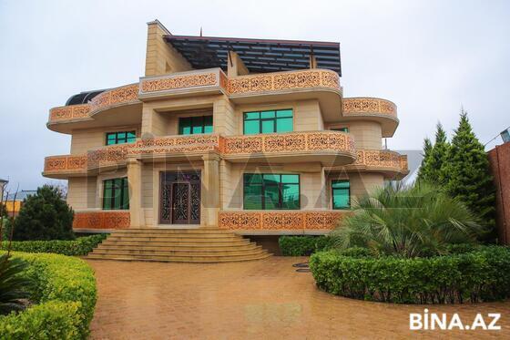 6 otaqlı ev / villa - Mərdəkan q. - 950 m² (1)