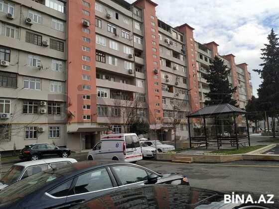 2 otaqlı köhnə tikili - Qara Qarayev m. - 56 m² (1)