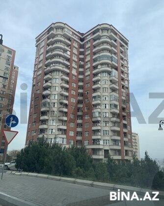 3 otaqlı yeni tikili - Elmlər Akademiyası m. - 120 m² (1)