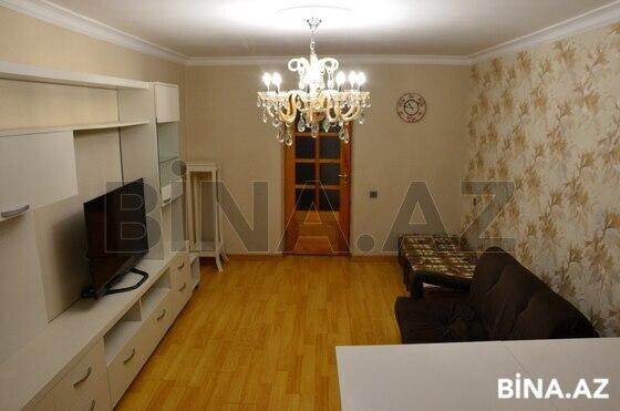 2 otaqlı köhnə tikili - İnşaatçılar m. - 75 m² (1)