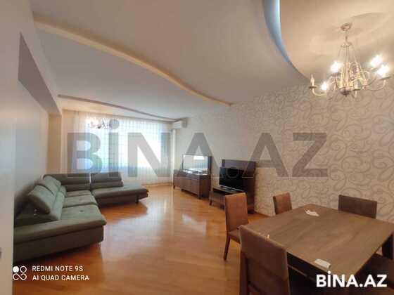 3 otaqlı yeni tikili - Şah İsmayıl Xətai m. - 160 m² (1)