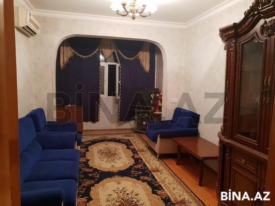 2 otaqlı köhnə tikili - Memar Əcəmi m. - 52 m² (1)
