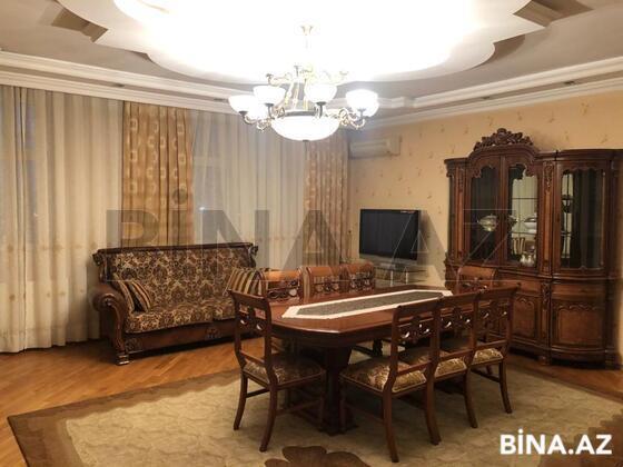 3 otaqlı yeni tikili - Nəriman Nərimanov m. - 136 m² (1)