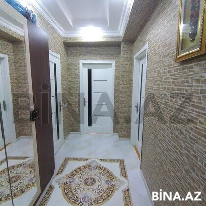 3 otaqlı yeni tikili - Yeni Yasamal q. - 66 m² (1)