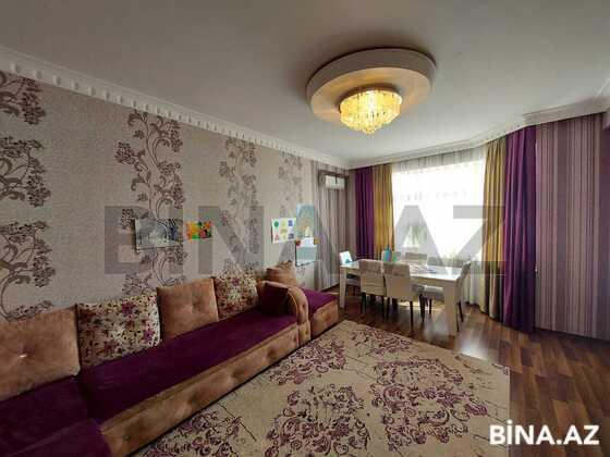 3 otaqlı yeni tikili - Həzi Aslanov m. - 90 m² (1)