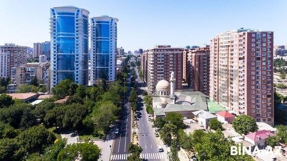 3-комн. новостройка - Насиминский  р. - 168.6 м² (1)