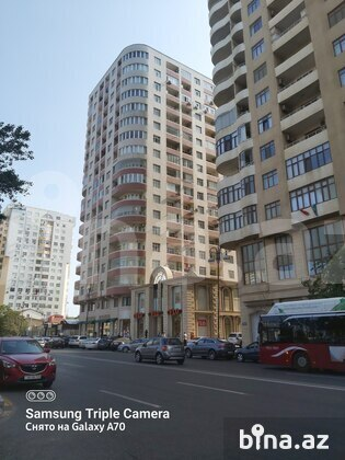 2 otaqlı yeni tikili - Elmlər Akademiyası m. - 110 m² (1)