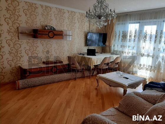 4 otaqlı köhnə tikili - İnşaatçılar m. - 95 m² (1)