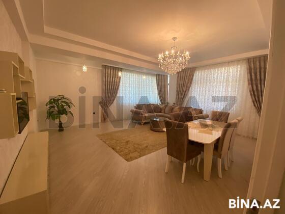 3 otaqlı yeni tikili - Gənclik m. - 135 m² (1)