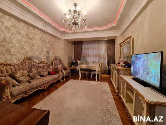 3 otaqlı yeni tikili - Yeni Yasamal q. - 86 m² (1)