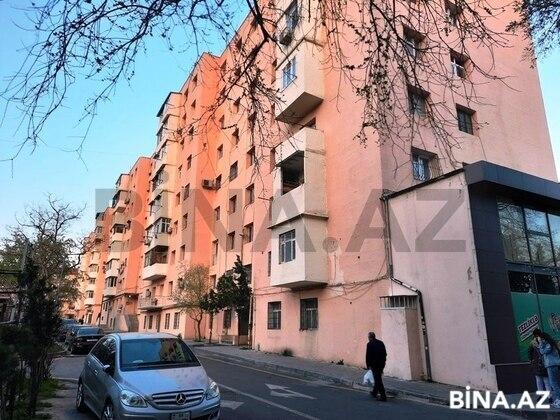 3 otaqlı köhnə tikili - Neftçilər m. - 85 m² (1)