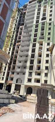 3 otaqlı yeni tikili - Neftçilər m. - 136 m² (1)