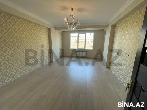 3 otaqlı yeni tikili - Qara Qarayev m. - 125 m² (1)