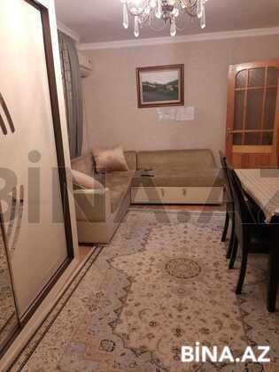 2 otaqlı köhnə tikili - İnşaatçılar m. - 39 m² (1)