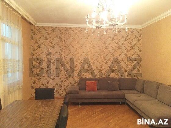 2 otaqlı yeni tikili - İnşaatçılar m. - 100 m² (1)