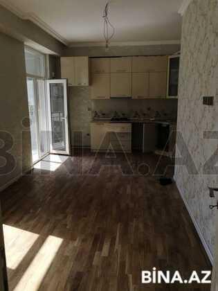 3 otaqlı yeni tikili - İnşaatçılar m. - 85 m² (1)