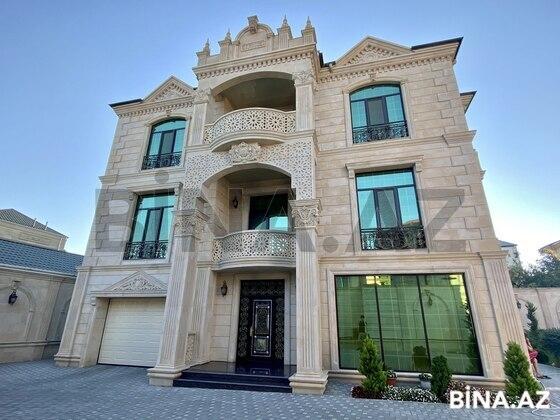 10 otaqlı ev / villa - Əhmədli q. - 750 m² (1)