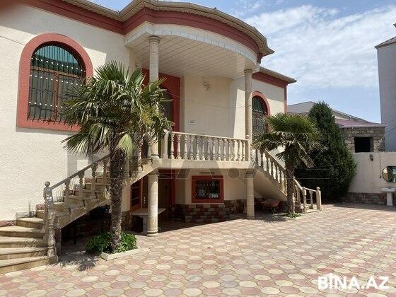 8 otaqlı ev / villa - NZS q. - 354.5 m² (1)