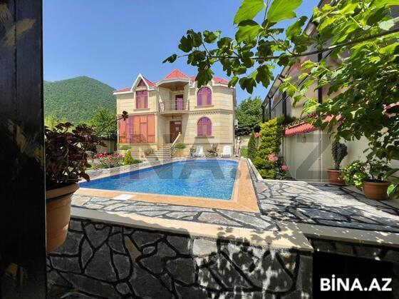 4 otaqlı ev / villa - Qəbələ - 100 m² (1)