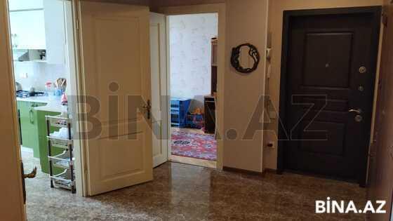 3 otaqlı yeni tikili - Qara Qarayev m. - 112 m² (1)