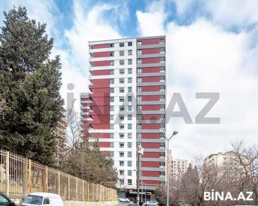 1 otaqlı yeni tikili - Memar Əcəmi m. - 60.6 m² (1)