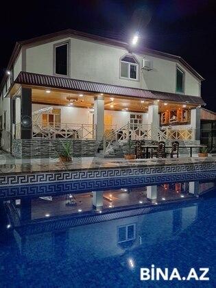 Bağ - Bilgəh q. - 390 m² (1)