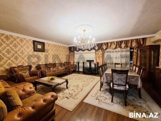 3 otaqlı köhnə tikili - Nəriman Nərimanov m. - 106 m² (1)