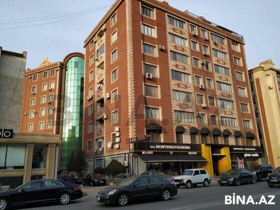 1 otaqlı ofis - Gənclik m. - 36 m² (1)