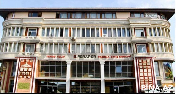 11 otaqlı ofis - 8-ci mikrorayon q. - 300 m² (1)