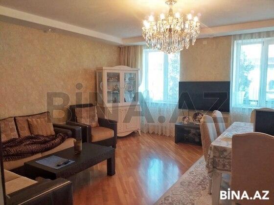 3 otaqlı köhnə tikili - Nizami m. - 110 m² (1)