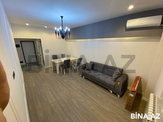 2 otaqlı yeni tikili - Şah İsmayıl Xətai m. - 65 m² (1)