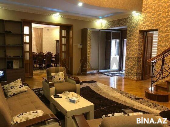 7 otaqlı ev / villa - Gənclik m. - 450 m² (1)