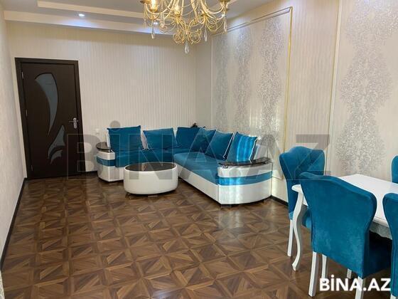 3 otaqlı yeni tikili - 8 Noyabr m. - 110 m² (1)
