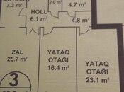 2 otaqlı yeni tikili - İçəri Şəhər m. - 106 m² (8)