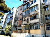 2 otaqlı köhnə tikili - Neftçilər m. - 46 m²