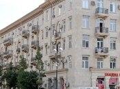 3 otaqlı köhnə tikili - Nizami m. - 90 m²