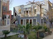 15 otaqlı ev / villa - Novxanı q. - 1500 m²