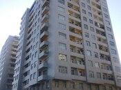 3 otaqlı yeni tikili - Bakıxanov q. - 93 m²
