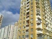 3 otaqlı yeni tikili - Həzi Aslanov m. - 95 m²