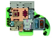 5 otaqlı ev / villa - Masazır q. - 338 m² (36)