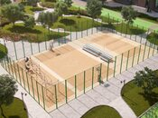 4 otaqlı yeni tikili - Elmlər Akademiyası m. - 160 m² (19)