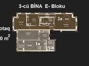 4 otaqlı yeni tikili - Elmlər Akademiyası m. - 160 m² (8)